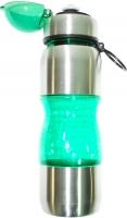 Бутылка для воды NoBrand Comb (зеленый) -