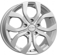 Литой диск KnK КС704 Cerato Silver 16x6.5