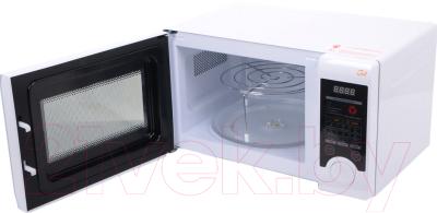 Микроволновая печь Daewoo KQG-6L3B - с открытой дверцей