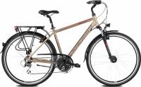 Велосипед Kross Trans Siberian 2016 (M, медный/красный матовый) -
