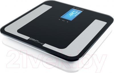 Напольные весы электронные Scarlett SL-BS34ED40 (черный)