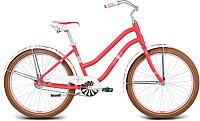 Велосипед Le Grand Sanibel 1 2016 (17, малиновый) -