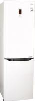 Холодильник с морозильником LG GA-M409SQRL -