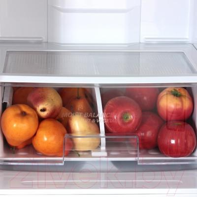 Холодильник с морозильником LG GA-M409SQRL