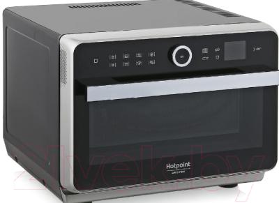 Микроволновая печь Hotpoint MWHA 33343 B - вид спереди