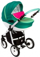 Детская универсальная коляска Dada Paradiso Group Watermelon 3 в 1 -
