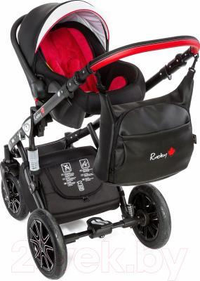 Детская универсальная коляска Dada Paradiso Group Rocky Eco 3в1