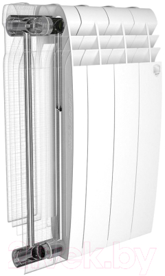 Радиатор биметаллический Royal Thermo BiLiner 500 (2 секции)