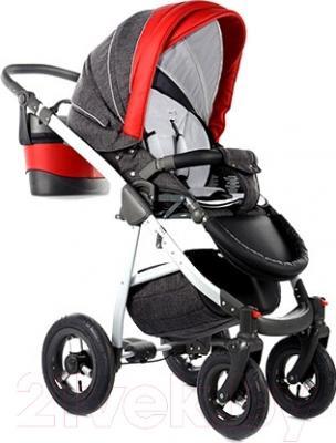 Детская универсальная коляска Tako Baby Heaven Exclusive 3 в 1 (05)