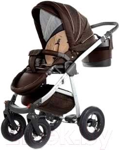 Детская универсальная коляска Tako Baby Heaven Exclusive 3 в 1 (06)