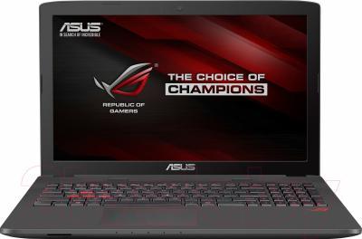 Ноутбук Asus GL752VW-T4233T