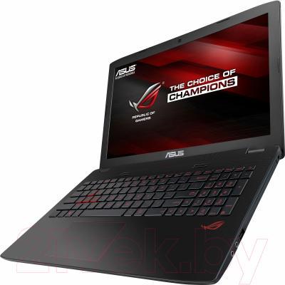 Ноутбук Asus GL552VX-XO102D