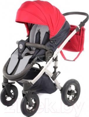Детская универсальная коляска Tako Moonlight White (01) - внешний вид прогулочного блока на примере модели другого цвета