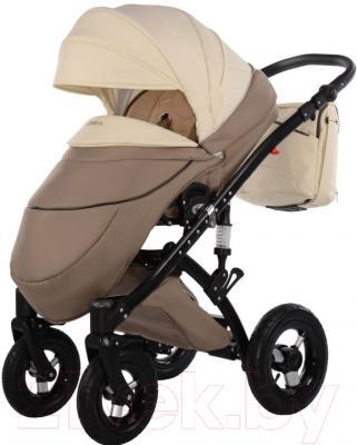 Детская универсальная коляска Tako Moonlight Omega Black (02) - прогулочный блок на примере модели другого цвета