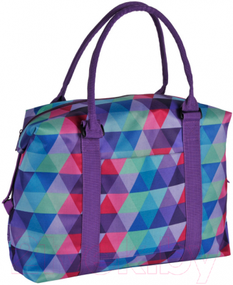 Дорожная сумка Paso 16P-641D