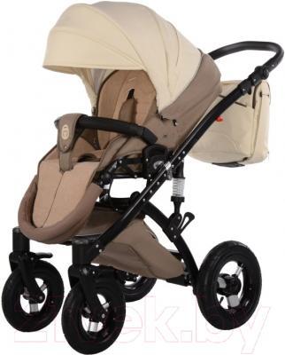 Детская универсальная коляска Tako Moonlight Omega Black (06) - прогулочный блок на примере модели другого цвета