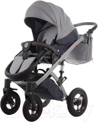 Детская универсальная коляска Tako Moonlight Omega Gray (04) - прогулочный блок на примере модели другого цвета