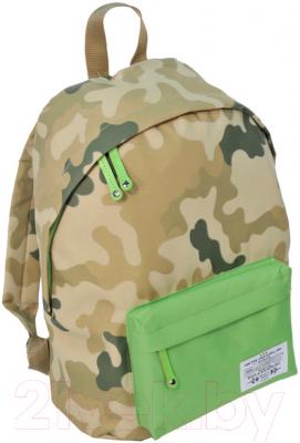 Рюкзак городской Paso CM-222B