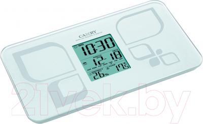 Напольные весы электронные Camry EB9506 (белый)