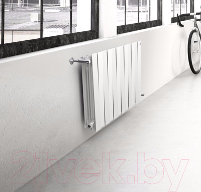 Радиатор биметаллический Royal Thermo PianoForte 500 (2 секции)