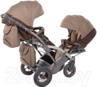 Детская универсальная коляска Tako Omega Duo (06) - внешний вид прогулочных блоков на примере модели другого цвета