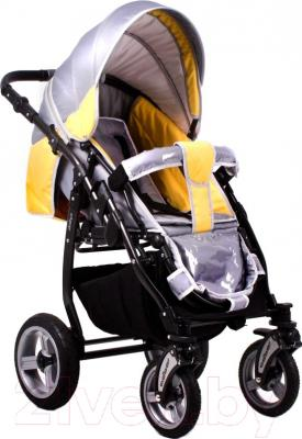 Детская универсальная коляска Adbor Zipp (28) - внешний вид на примере модели другого цвета