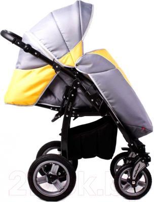 Детская универсальная коляска Adbor Zipp (98a) - внешний вид на примере модели другого цвета