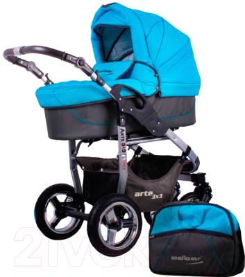 Детская универсальная коляска Adbor Arte 3x3 (14)