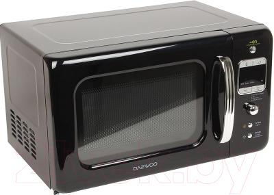 Микроволновая печь Daewoo KOR-6LBRB - вид спереди
