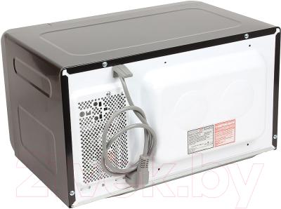 Микроволновая печь Daewoo KOR-6LBRB - вид сзади