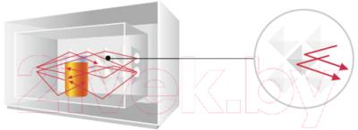Микроволновая печь Daewoo KOR-6LBRW - презентационное фото
