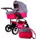 Детская универсальная коляска Adbor Arte 3x3 (53) -