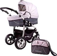 Детская универсальная коляска Adbor Arte 3x3 (95) -