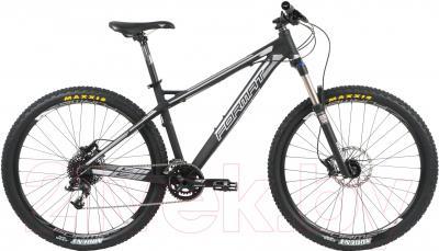 Велосипед Format 1311 2016 (XL, черный матовый)