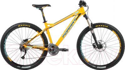 Велосипед Format 1312 2016 (XL, желтый матовый)