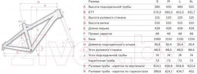Велосипед Format 1313 2016 (XL, серый матовый)