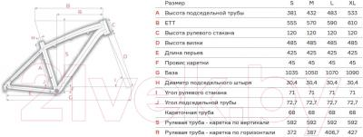 Велосипед Format 1411 26 2016 (L, серый матовый)