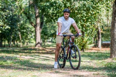 Велосипед Format 1411 26 2016 (S, серый матовый)