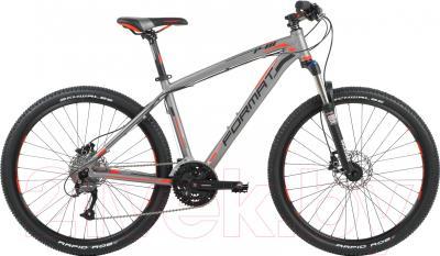 Велосипед Format 1411 26 2016 (XL, серый матовый)