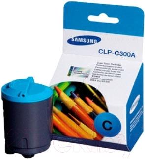 Тонер-картридж Samsung CLP-C300A