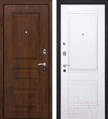 Входная дверь МеталЮр М9 (96х206, левая)