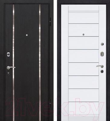 Входная дверь МеталЮр М8 (96х206, правая)