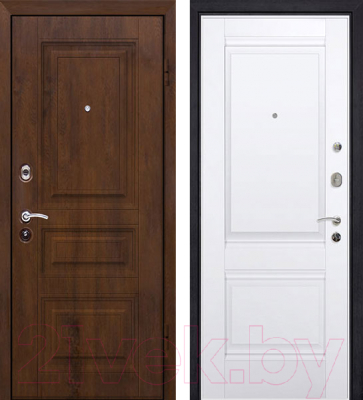 Входная дверь МеталЮр М9 (86х206, правая)
