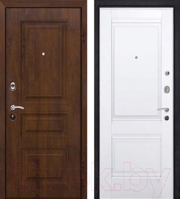 Входная дверь МеталЮр М9 (96х206, правая)