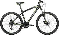 Велосипед Format 1414 26 2016 (S, черный матовый) -