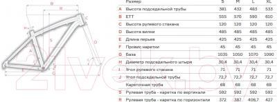 Велосипед Format 1415 26 2016 (L, серый матовый)