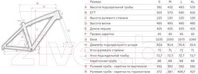 Велосипед Format 1415 26 2016 (XL, черный матовый)