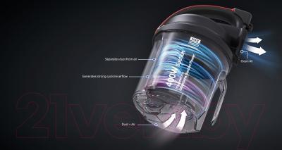 Пылесос Samsung SC15H4031H (VC15H4031H1/EV) - преимущества модели