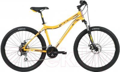 Велосипед Format 7712 2016 (M, желтый)