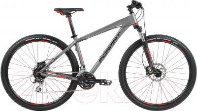 Велосипед Format 9912 2016 (L, серый матовый)